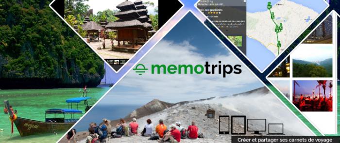Conservez et partagez vos carnets de voyage