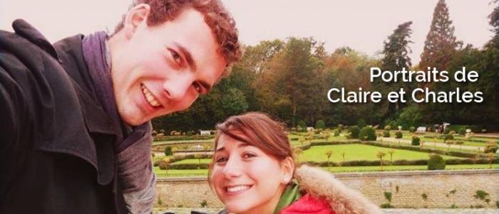 Claire et Charles
