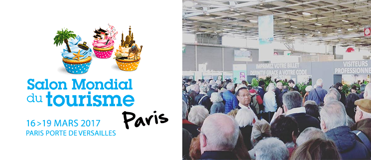 Le salon mondial du tourisme de paris 2017 le blog du - Salon tourisme paris ...